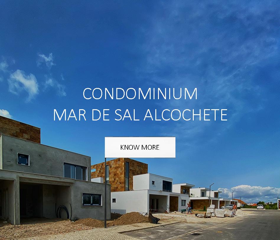 condominium mar de sal alcochete