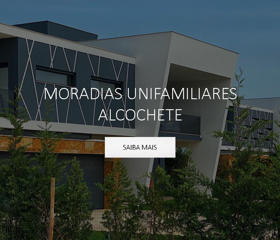moradias unifamiliares em alcochete