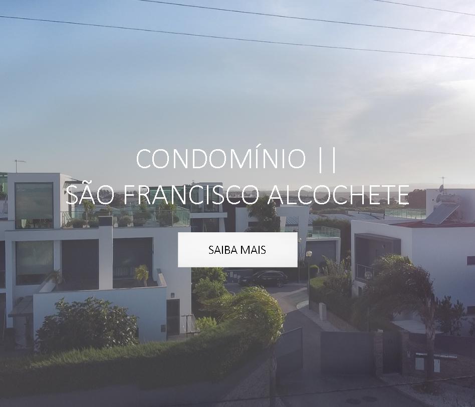 condominio II são francisco alcochete