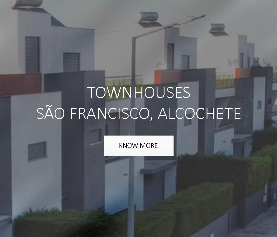 townhouses alcochete
